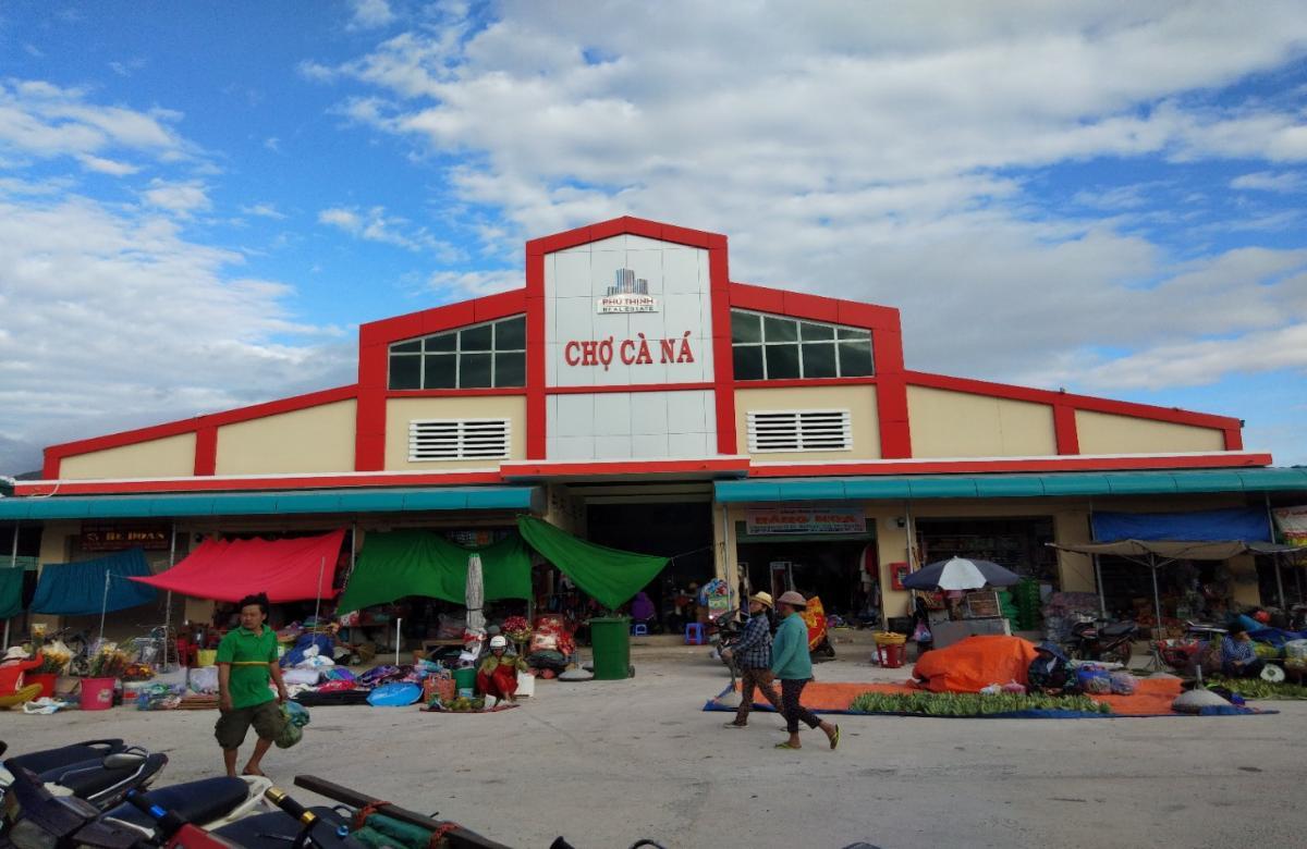 Chợ Cà Ná - Xã Phước Diêm, Ninh Thuận
