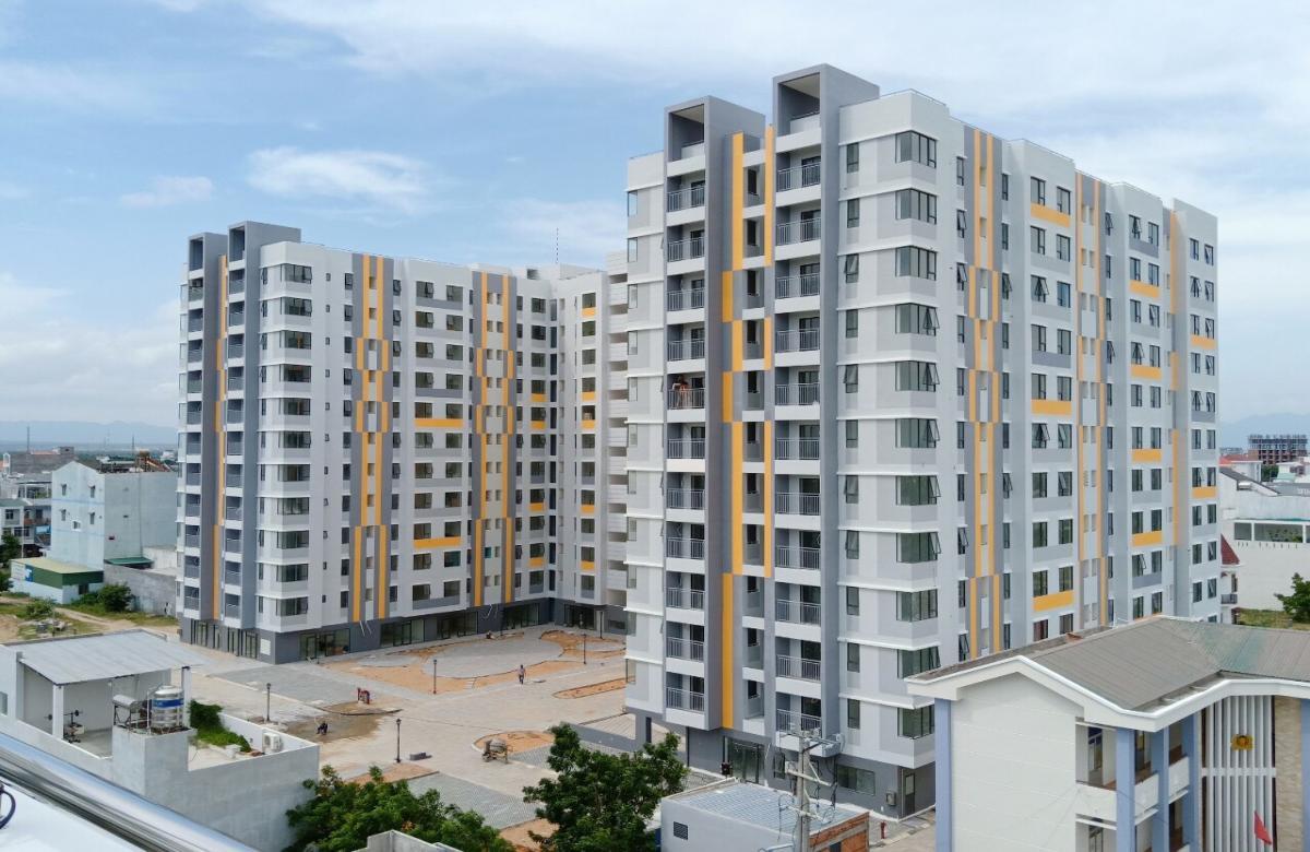 Chung cư Nhà ở Xã hội Phú Thịnh Plaza - Phan Rang, Ninh Thuận