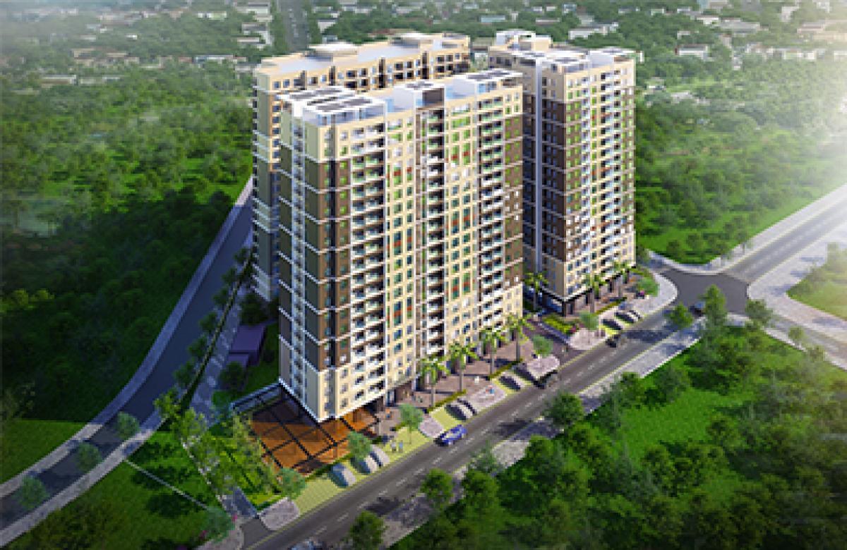Nhà ở Xã hội Phú Thịnh Plaza - Phan Thiết
