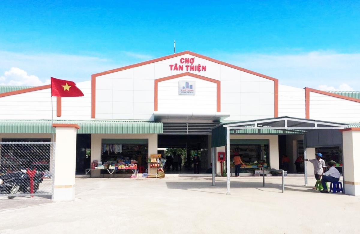 Chợ Tân Thiện - Tx Lagi, Bình Thuận