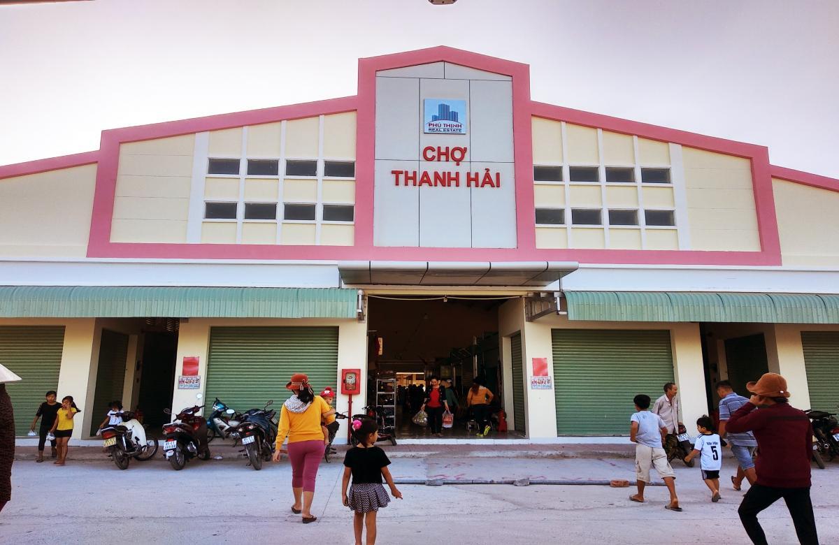 Chợ Thanh Hải - Huyện Ninh Hải, Ninh Thuận