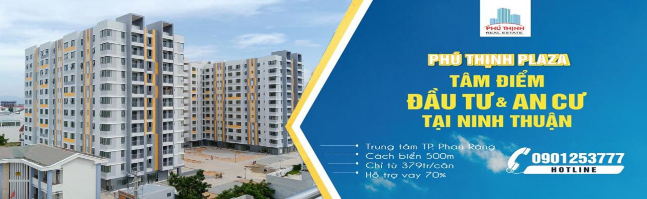 Phú Thịnh Plaza - Phan Rang