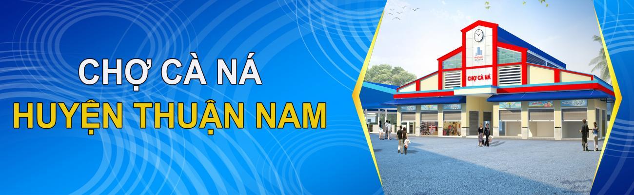 Chợ Cà Ná - Ninh Thuận
