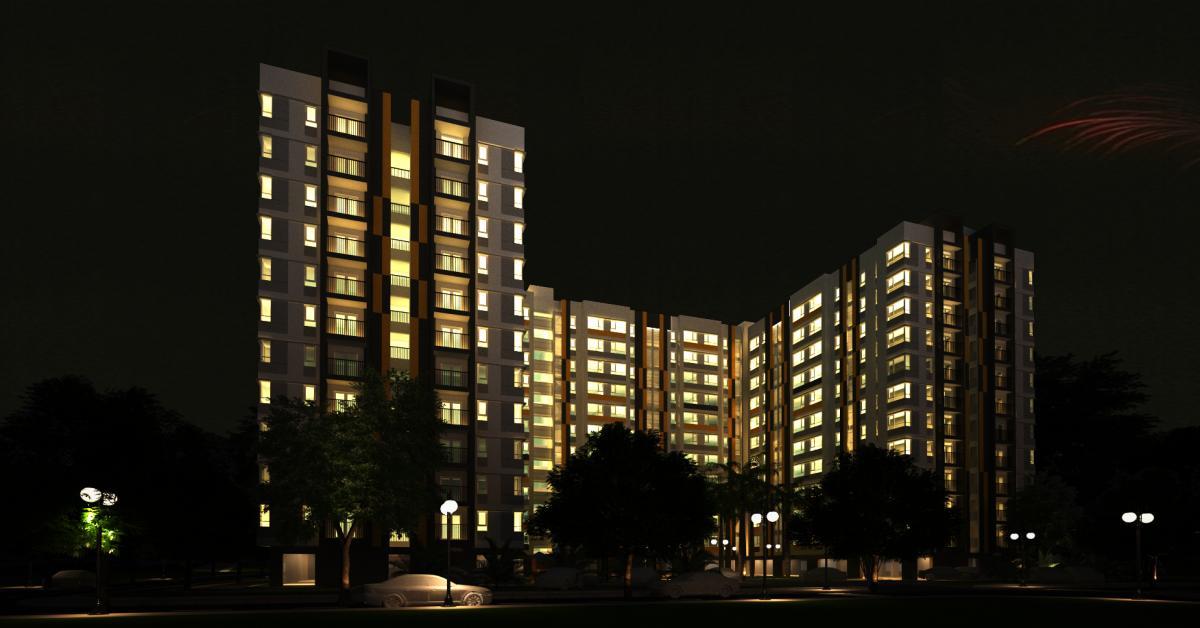 Phú Thịnh Plaza  - Chỉ 333tr triệu sở hữu căn hộ 4 mặt tiền view biển